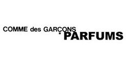 Campione omaggio fragranze offerte da Comme des Garcons
