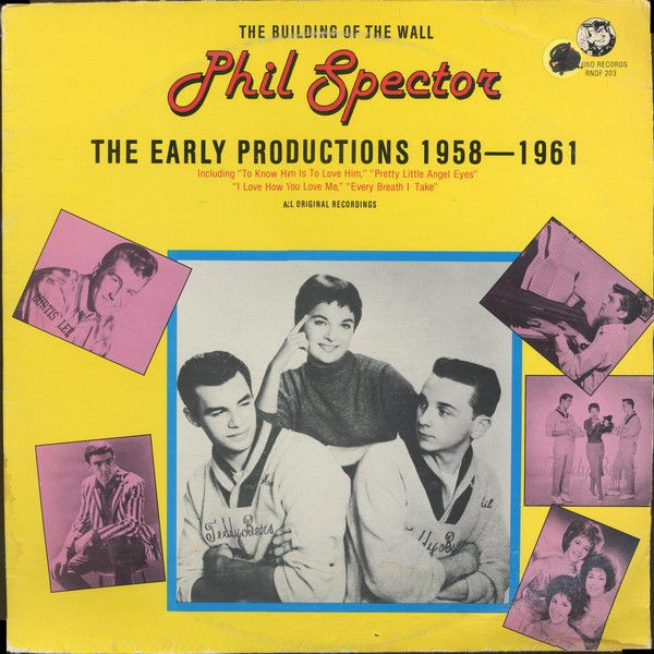 Phil Spector / Various The Early Productions 19581961