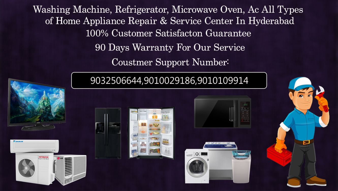 Whirlpool Washing Machine Repair Center In Hyderabad Washing Machine Repair Service Refrigerator Service Washing Machine Service
