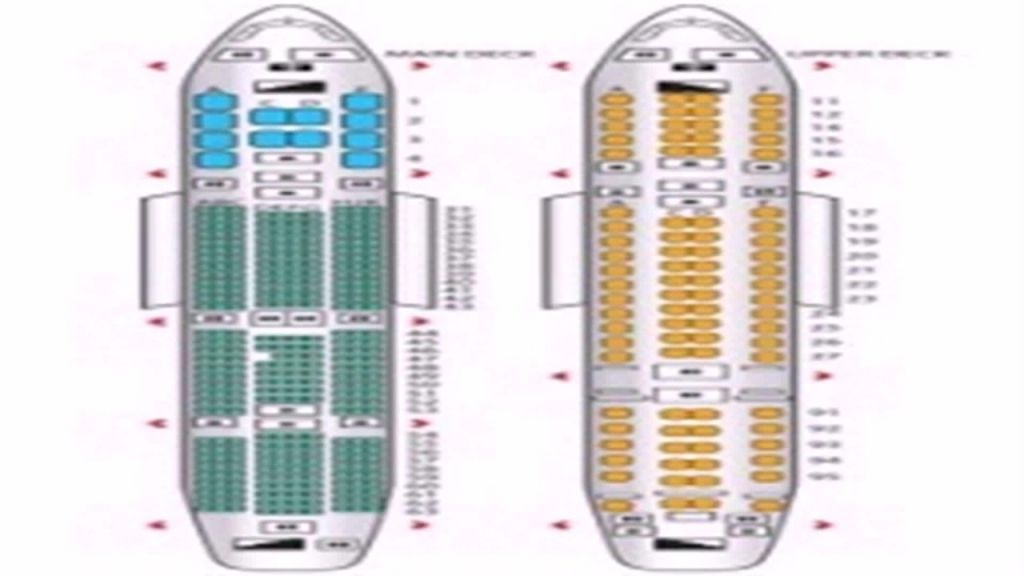 Emirates Business Class Seating Plan Aircraft Awesome Seatguru