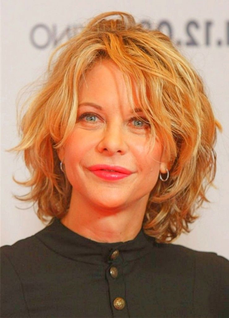 Curly hairstyles for women over 50 short curly