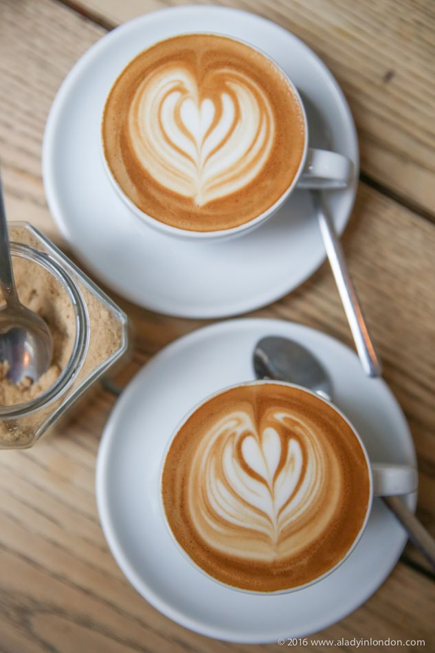 16 coffee shops in London you have to try. Store Street Espresso in Bloomsbury is one of them.
