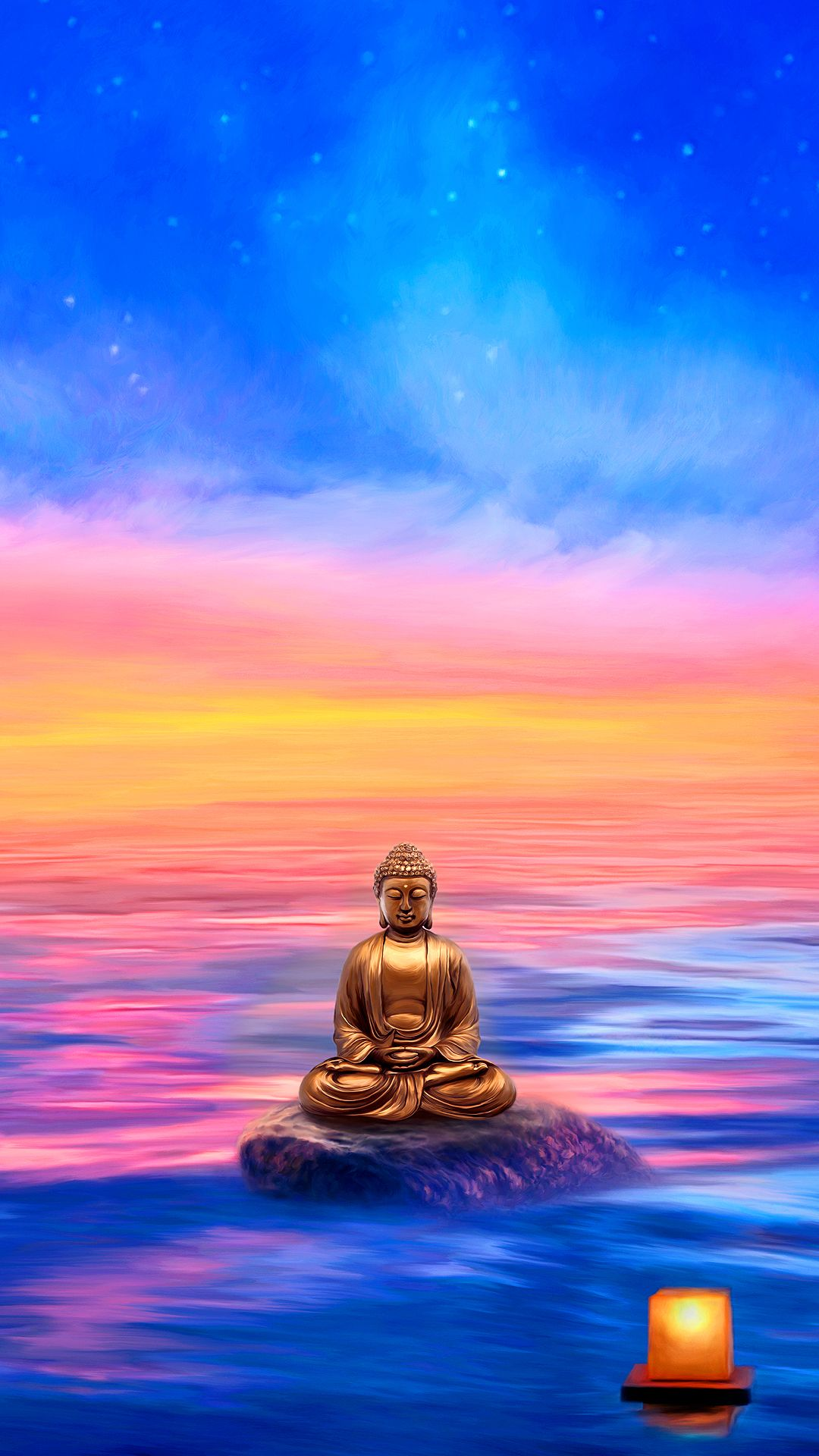 Laughing Buddha Iphone Wallpaper Buddha Wallpaper For Mobile Devices Artwork By