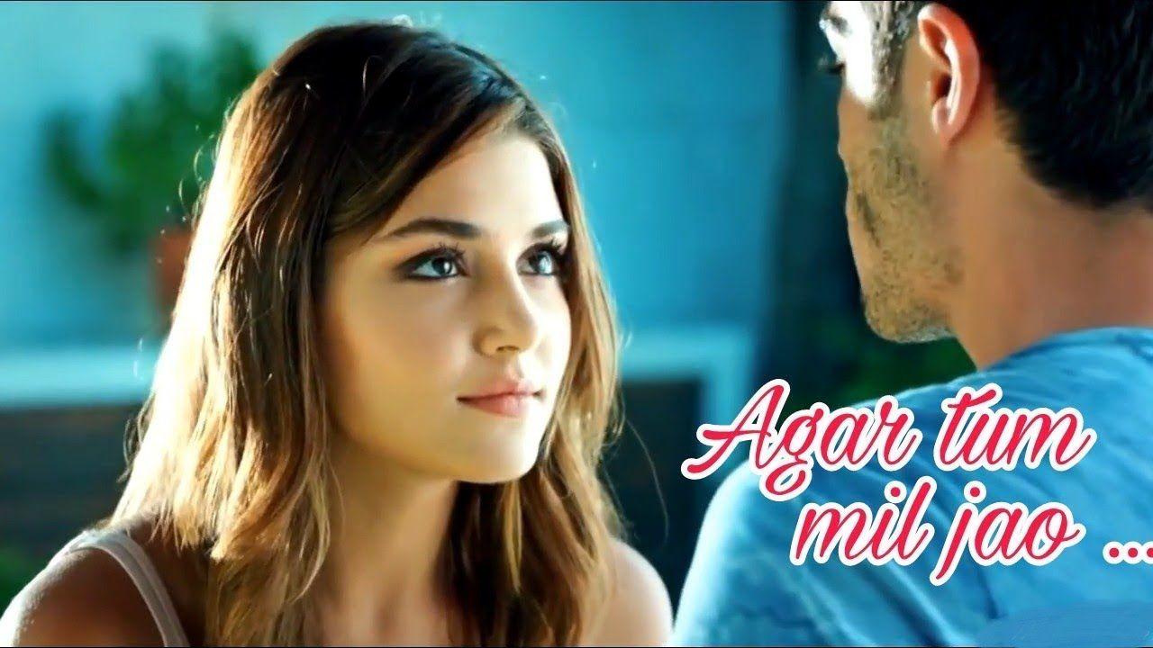 Agar Tum Mil Jao Female Whatsaapp Status Video In 2020 Udit Narayan Easy Guitar Chords Agar
