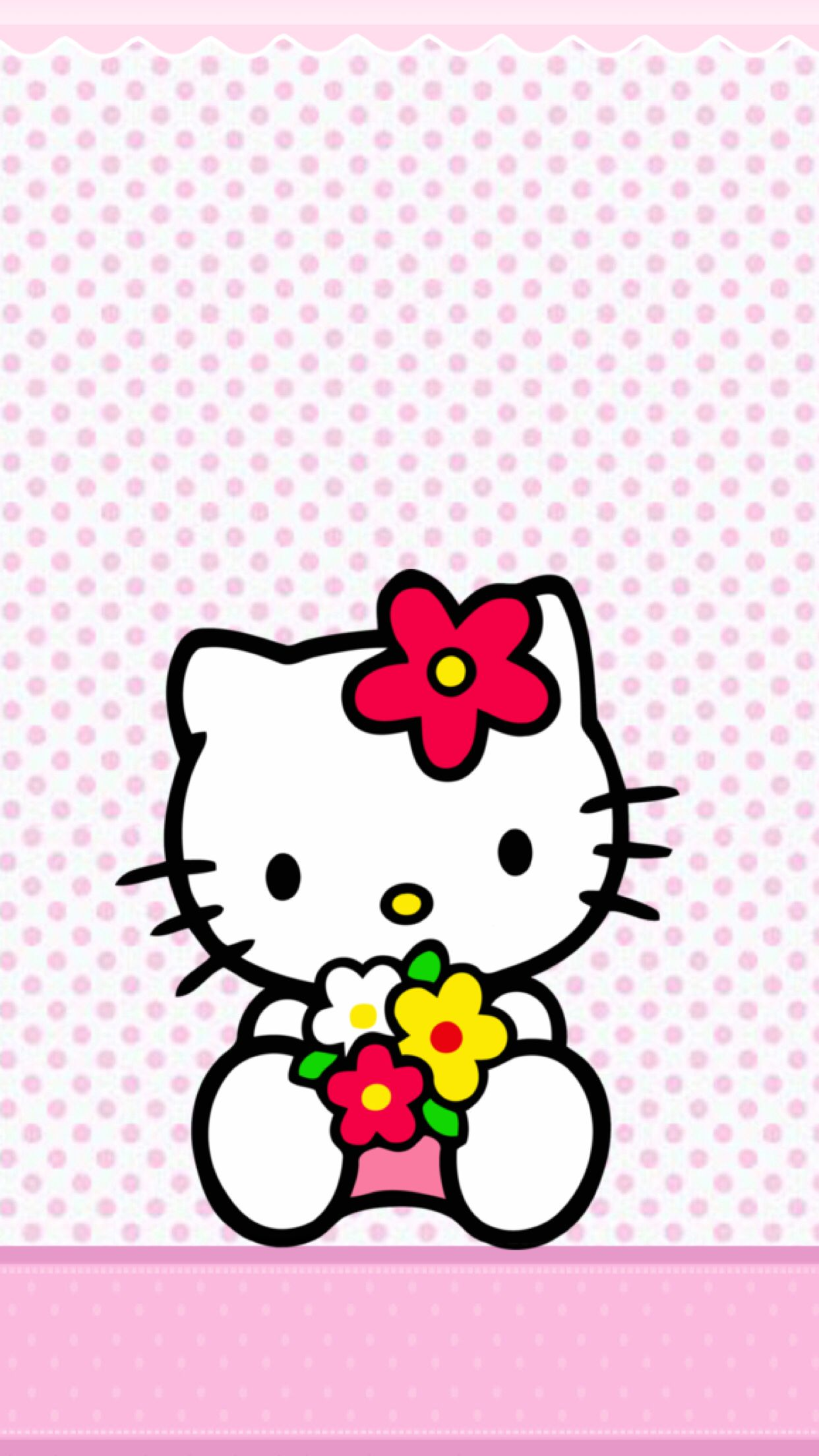 Amazing Wallpaper Hello Kitty Summer - c7578f711b8a2653deea98a9a569ad88  Picture_100656.jpg