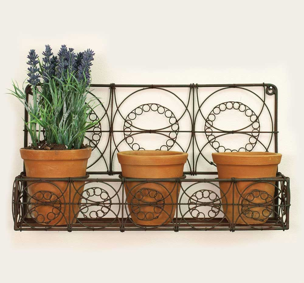 Corina Wire Wall Planter Metal Wall Planters Wall Mounted Planters Planters