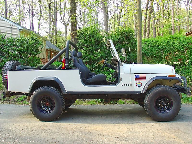 Two Back Seat In A Cj8 Pirate4x4 Com 4x4 And Off Road Forum