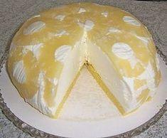 Ananas - Torte #schnelletortenrezepte
