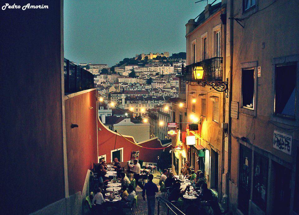 Café Buenos Aires, Lisboa Lisbon, Places to go