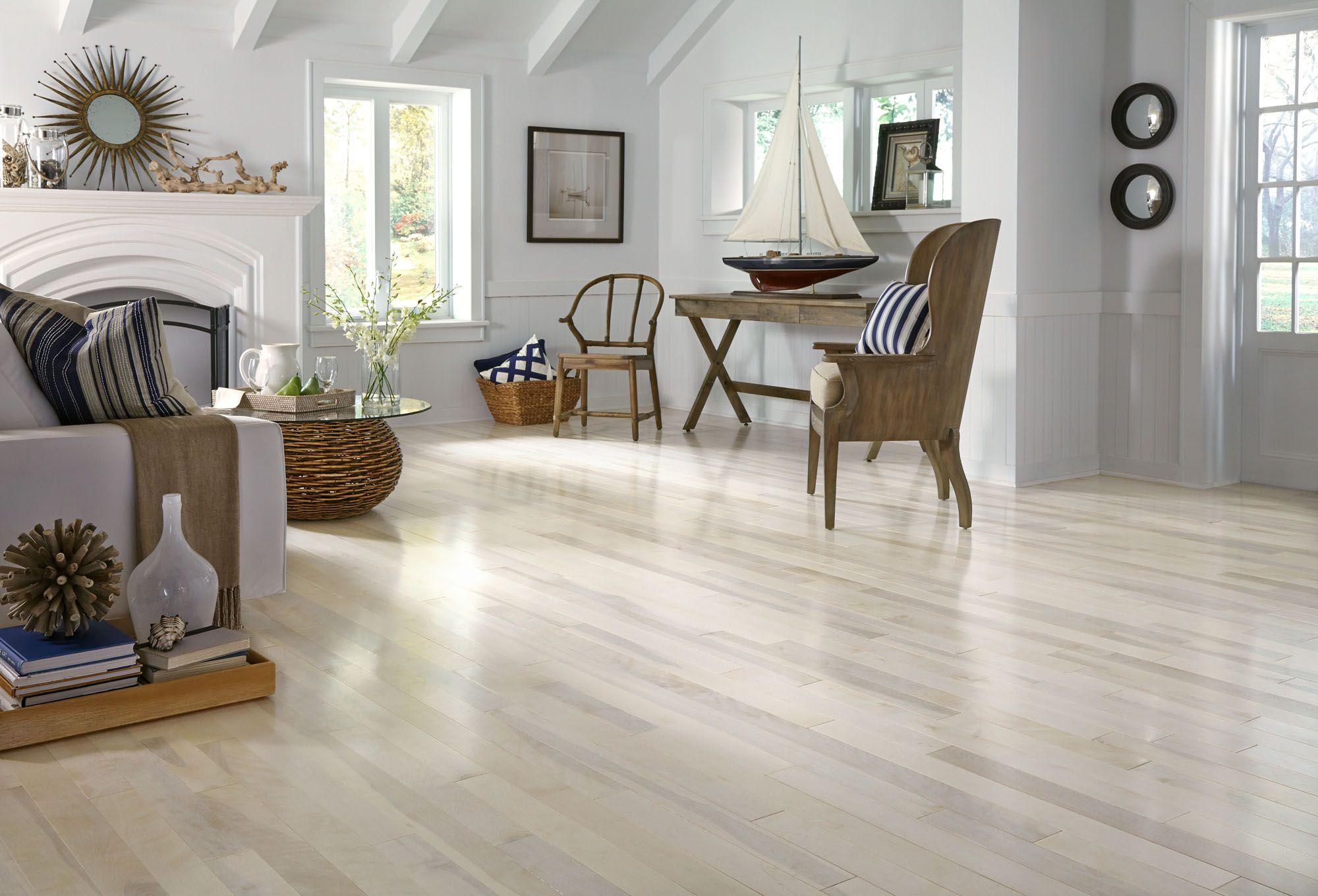 9 Fall Flooring Trends!  Birch floors, Basement remodeling