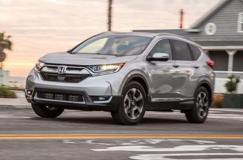 The Next 2018 Honda CR V View Design & Specs