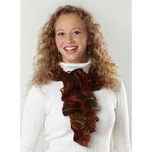 Cascading Ruffles Scarf-I think this is what my mom wants...ask her the color