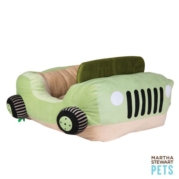 This Could Be The Coolest Dog Bed Ever The Marthastewartpets