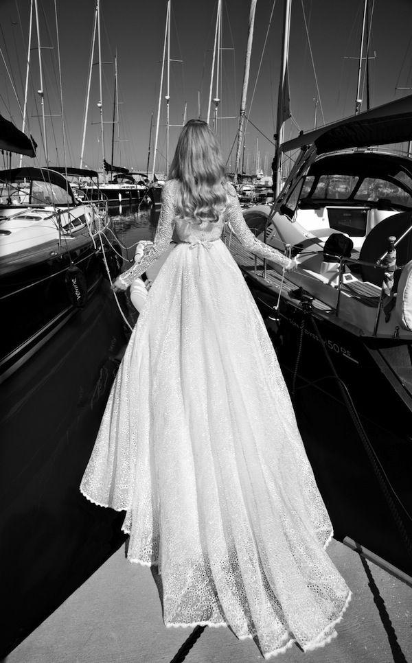 Galia Lahav 2013 – 2014 Wedding Dress Collection