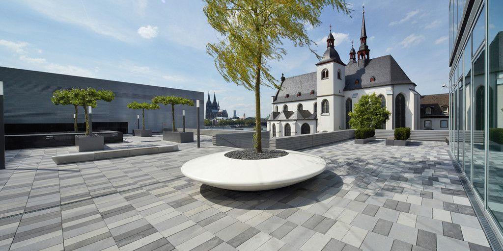 Club l94 landschaftsarchitekten maxcologne k ln spevnen plochy pinterest bench urban - Landschaftsarchitekten koln ...
