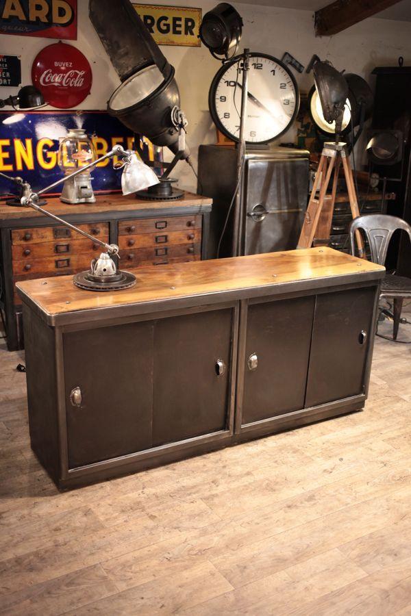 Epingle Sur Industrial Furniture