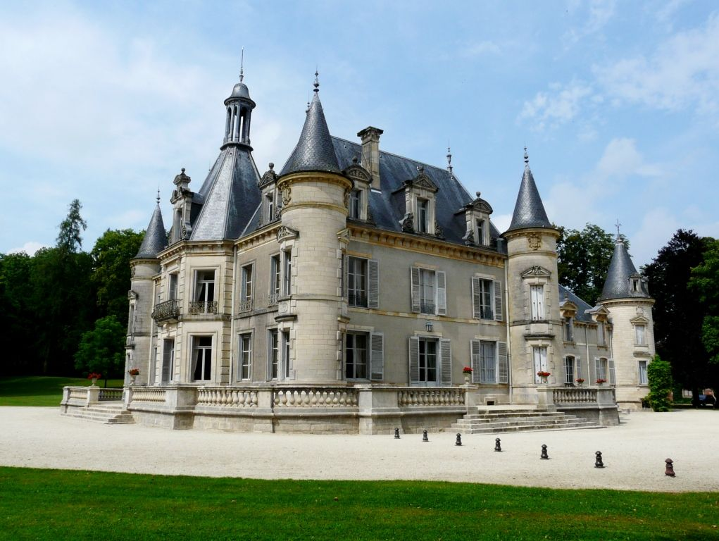 Chateau De Thillombois Castle Estate Castle House Real Castles