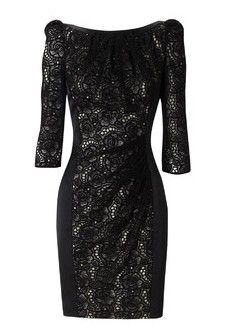 Just bought this from Karen Millen for the holiday office parties...so excited. Now I need some bright red pumps :)