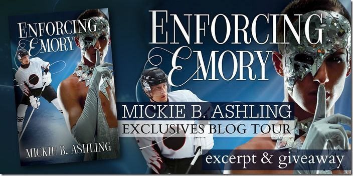 Blog Tour: Enforcing Emory by Mickie B. Ashling with Excerpt & Giveaway ~ http://sinfullysexybooks.blogspot.de/2015/06/blog-tour-enforcing-emory-by-mickie-b.html @sinfullysexyb