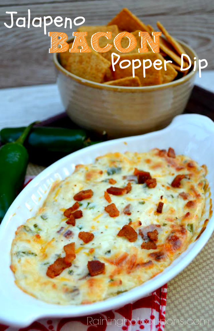 Jalapeno Bacon Popper Dip