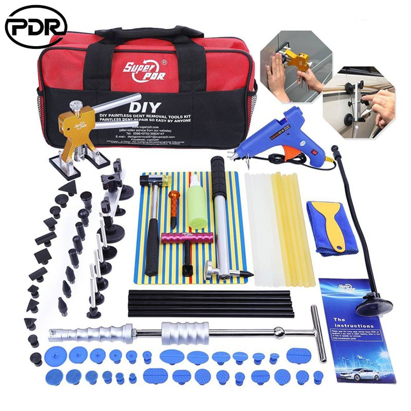 Pdr tools paintless dent repair tool to remove dents auto repair pdr tools paintless dent repair tool to remove dents auto repair tool car body repair kit solutioingenieria Image collections