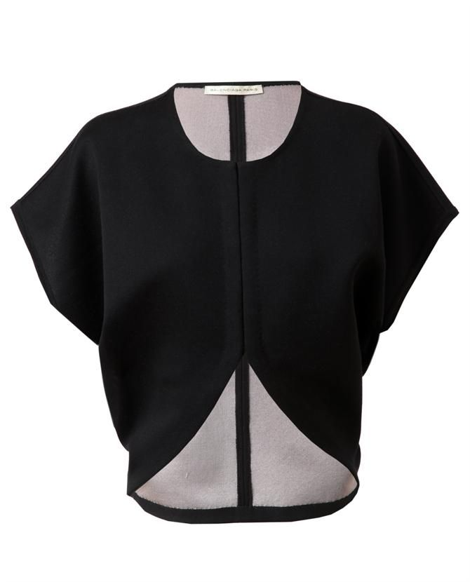 Browns fashion & designer clothes & clothing | BALENCIAGA | Cotton-blend Jacket
