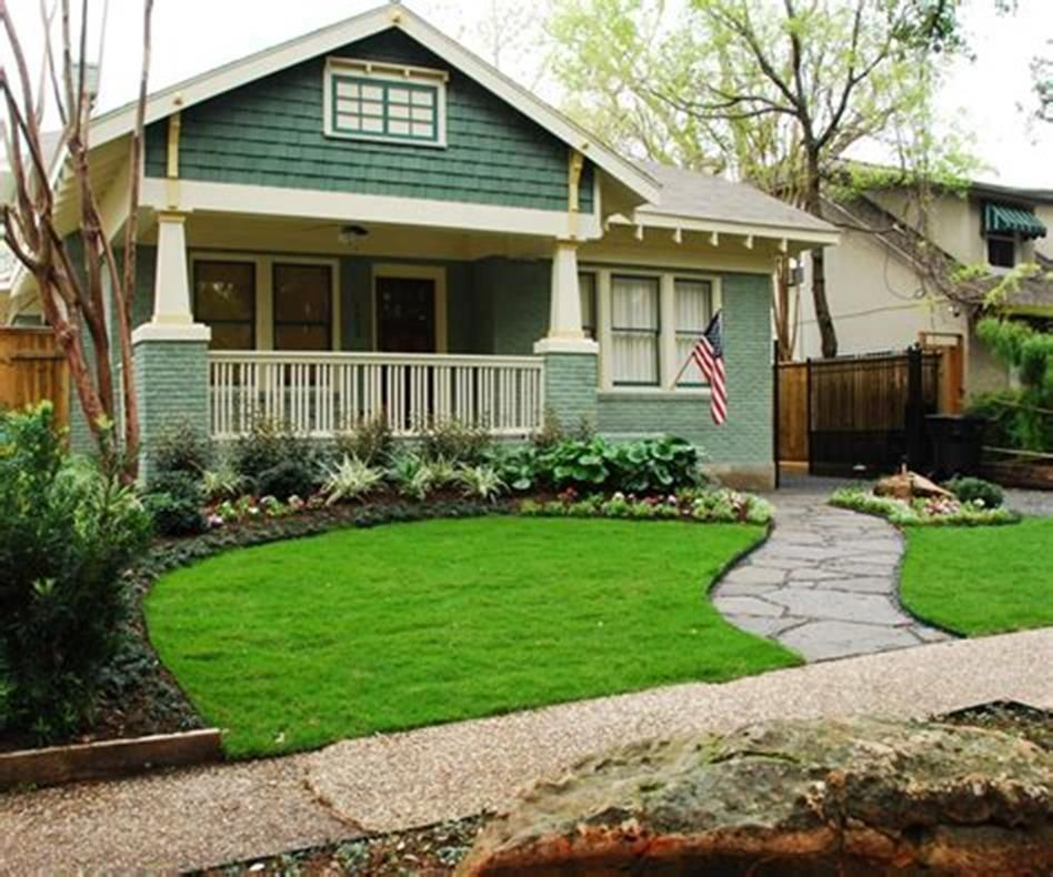 Home Design Ideas Easy: 35 DIY Simple Landscaping Design Ideas For 2019 34