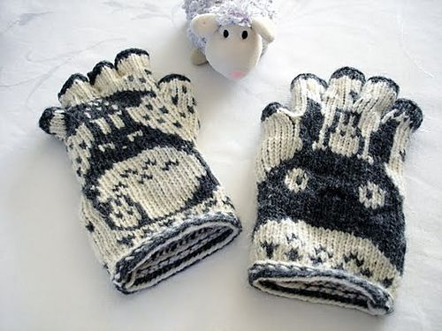 Ravelry Studio Ghibli Knitters Crocheters Pinterest