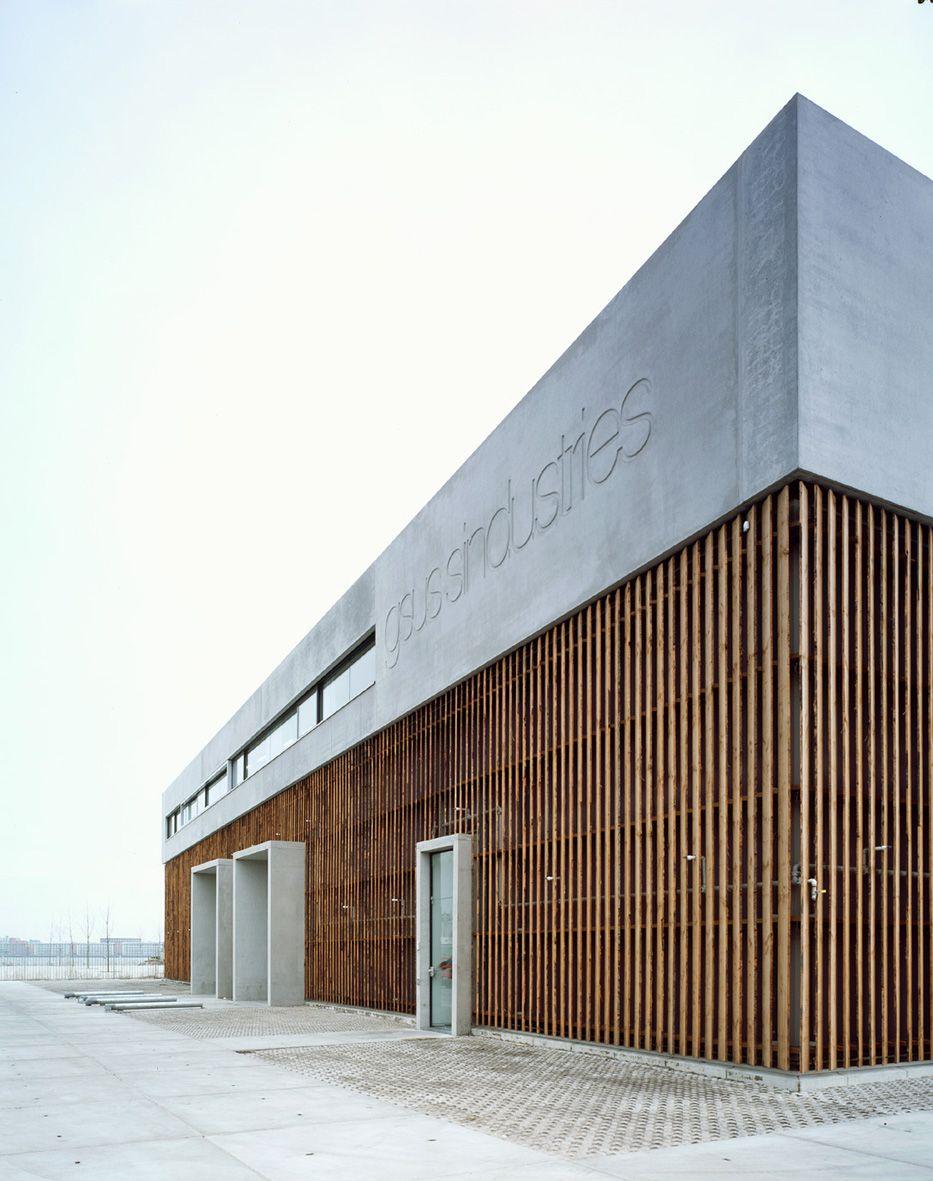 Gsus Sindustries Headquarters Evelo Architecten Studio