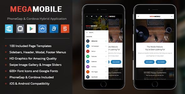 Megamobile phonegap cordova mobile app code scripts and megamobile phonegap cordova mobile app maxwellsz