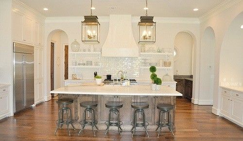 Living Livelier Kitchen Island Lighting Kitchen Pinterest