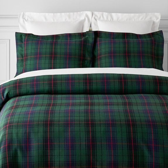 Pin By Reva Powell On Tartan Tweeds Bed Linens Luxury Plaid Bedding Tartan Bedding