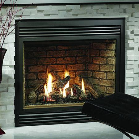 Kingsman Hb4232 Zero Clearance Direct Vent Fireplace Heater