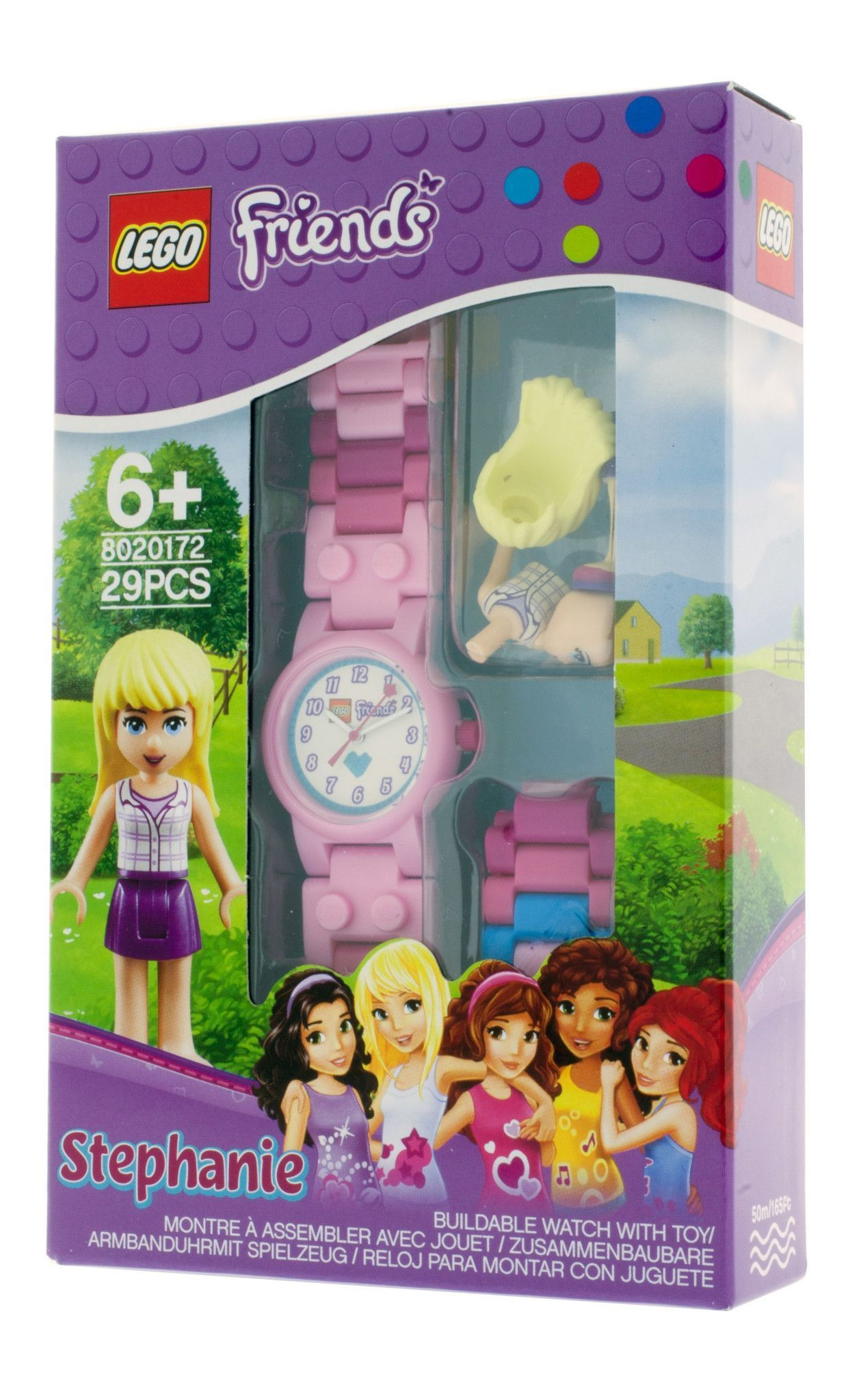 Lego Friends Stephanie Watch Ccs Lego Ideas Lego