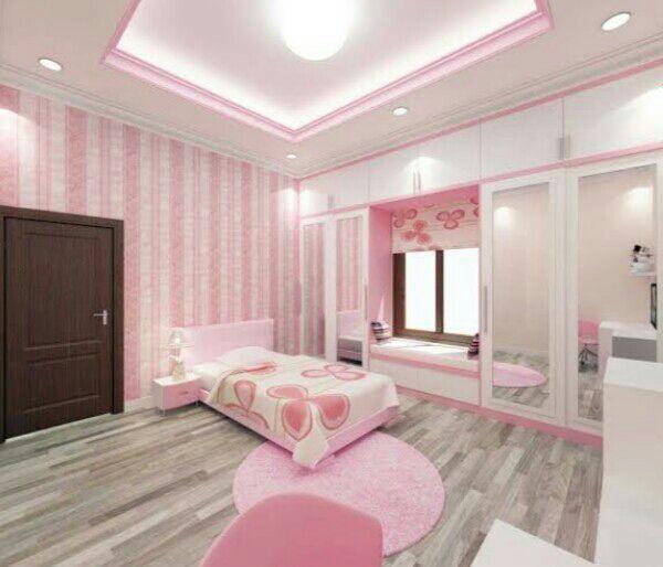 The Couple Receh End Di 2021 Kamar Tidur Pink Desain Ruang Ganti Desain Ruangan Kecil Pink luxury unicorn room kamar