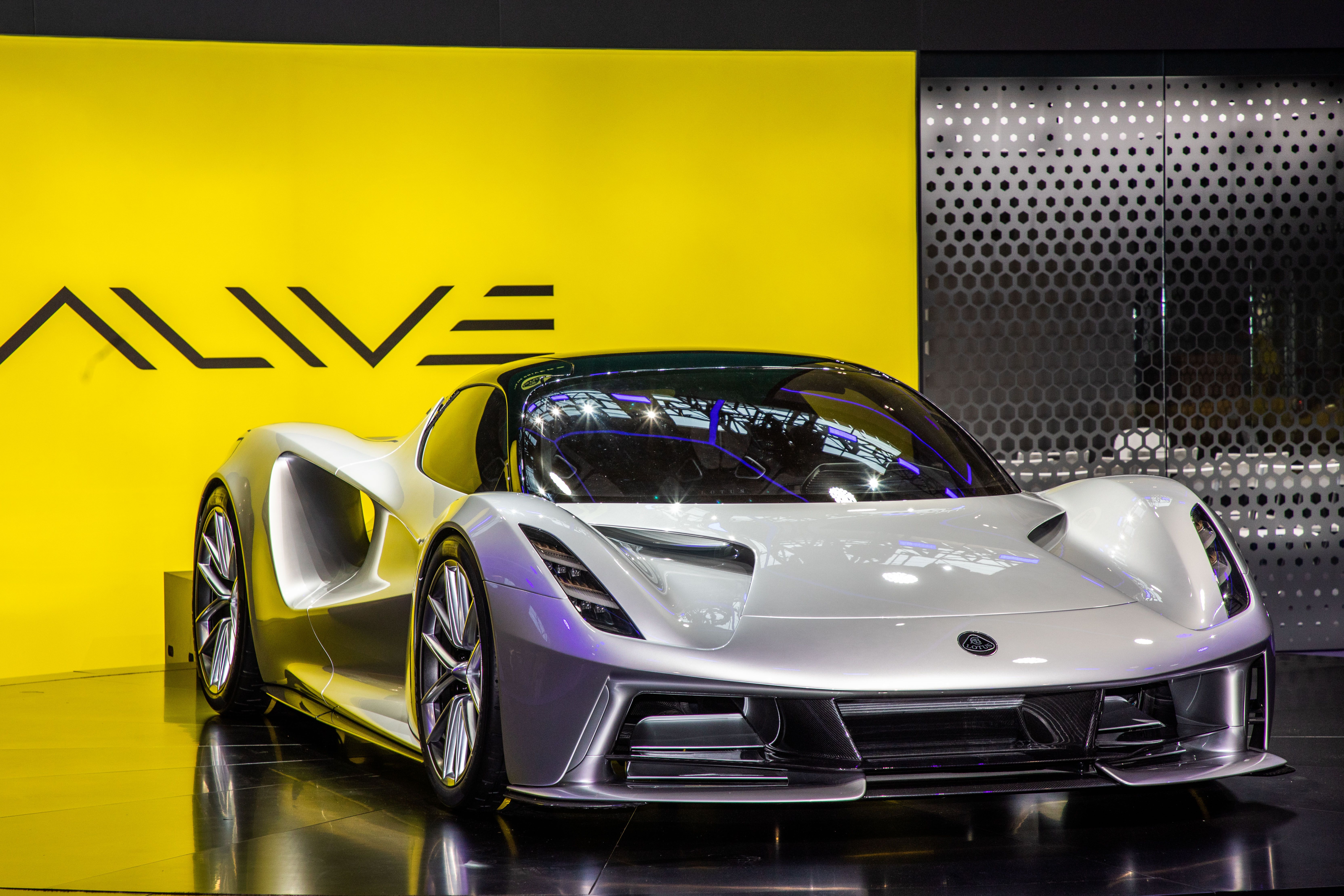 The Million Lotus Evija Is Already Sold Out For 2020 Major Testing Underway Top Speed In 2020 Super Cars Lotus New Lotus