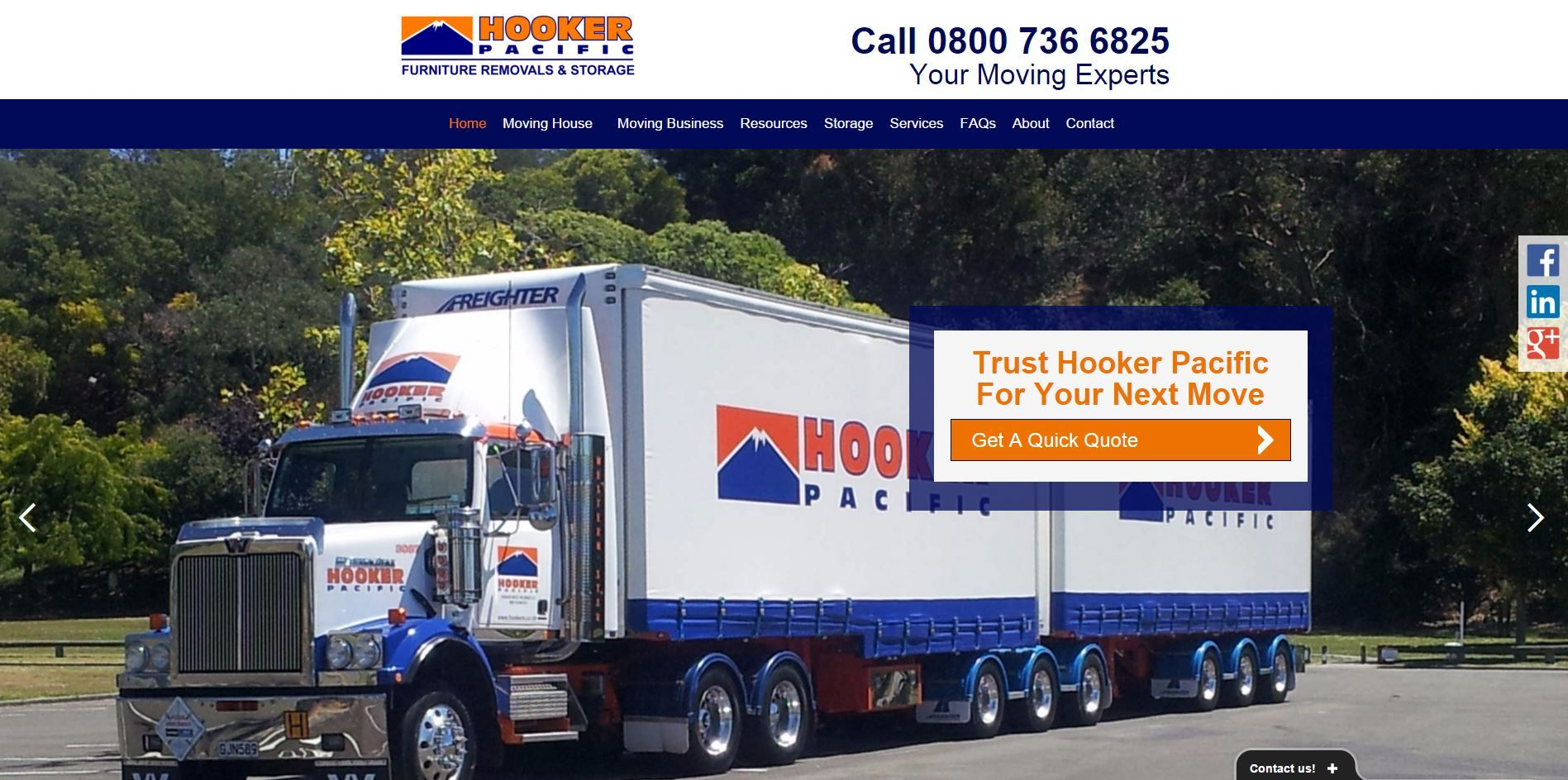 We Pride Ourselves On Delivering The Best Customer Experience Possible Pacific Moving And Storage Have