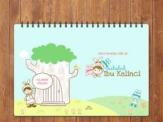 Cecillia Hidayat - Illustration for a school - Sekolah Ibu Kelinci