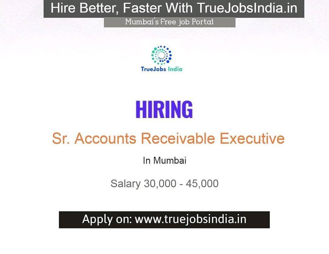 account executive jobs in navi mumbai
