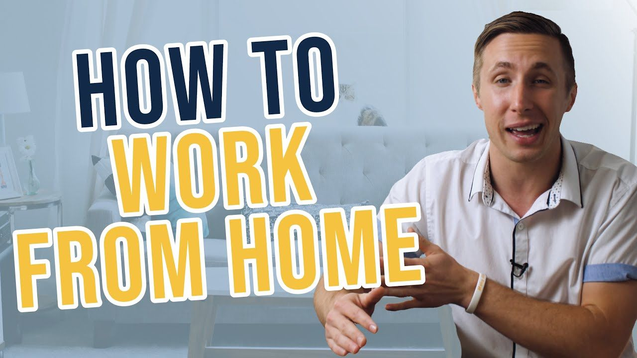 How To Work From Home Successfully (Habits, Handling