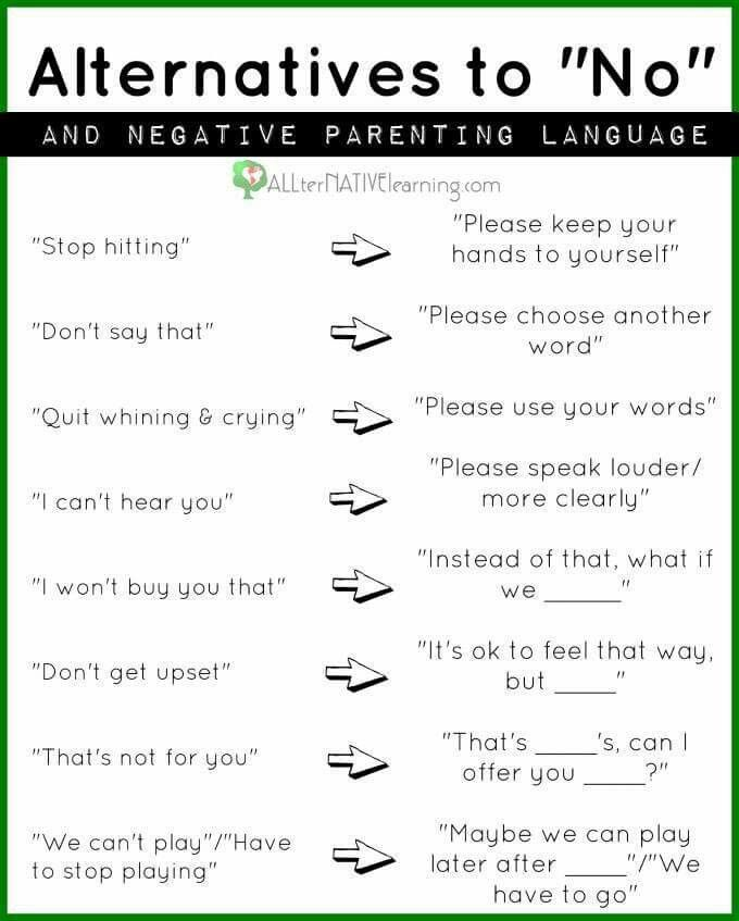 How negative language impacts kids and why \