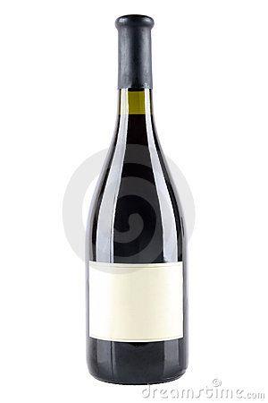 Wijn-etiket