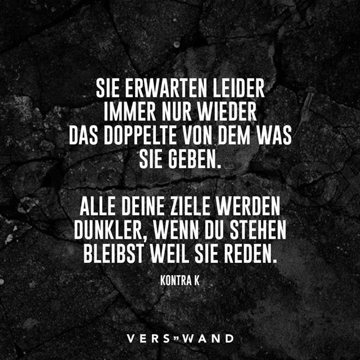 Kontra K Wissen Pinterest Quotes Words Und Lyrics