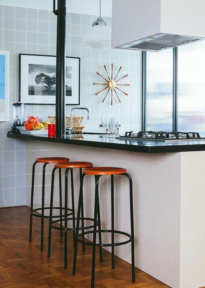 ▷ 1001 + idées déco tendance pour lu0027aménagement du0027une cuisine gris - quel carrelage pour une cuisine