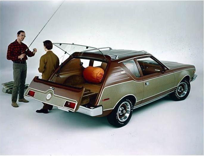 Amc Gremlin Voyager Concept 1972 Amc Gremlin Gremlins Amc