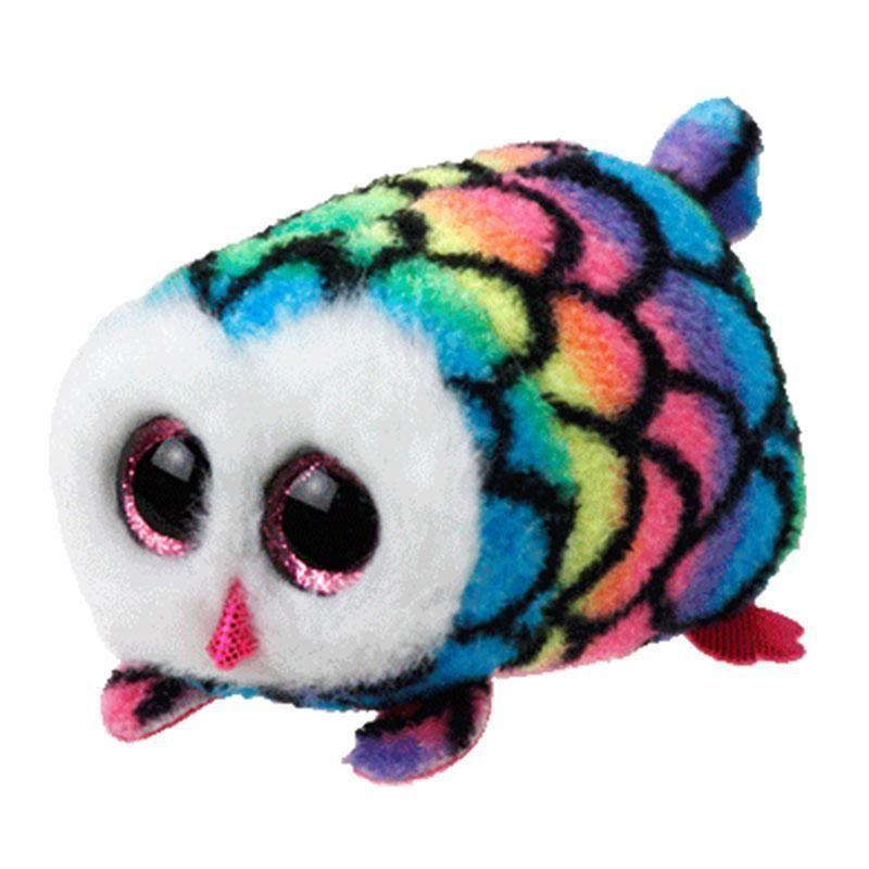 c8d28de7d89 TY Beanie Boo teeny tys Plush - Icy the Seal 9cm Ty Beanie Boos Big Eyes Plush  Toy Doll Purple Panda Baby Kids Gift