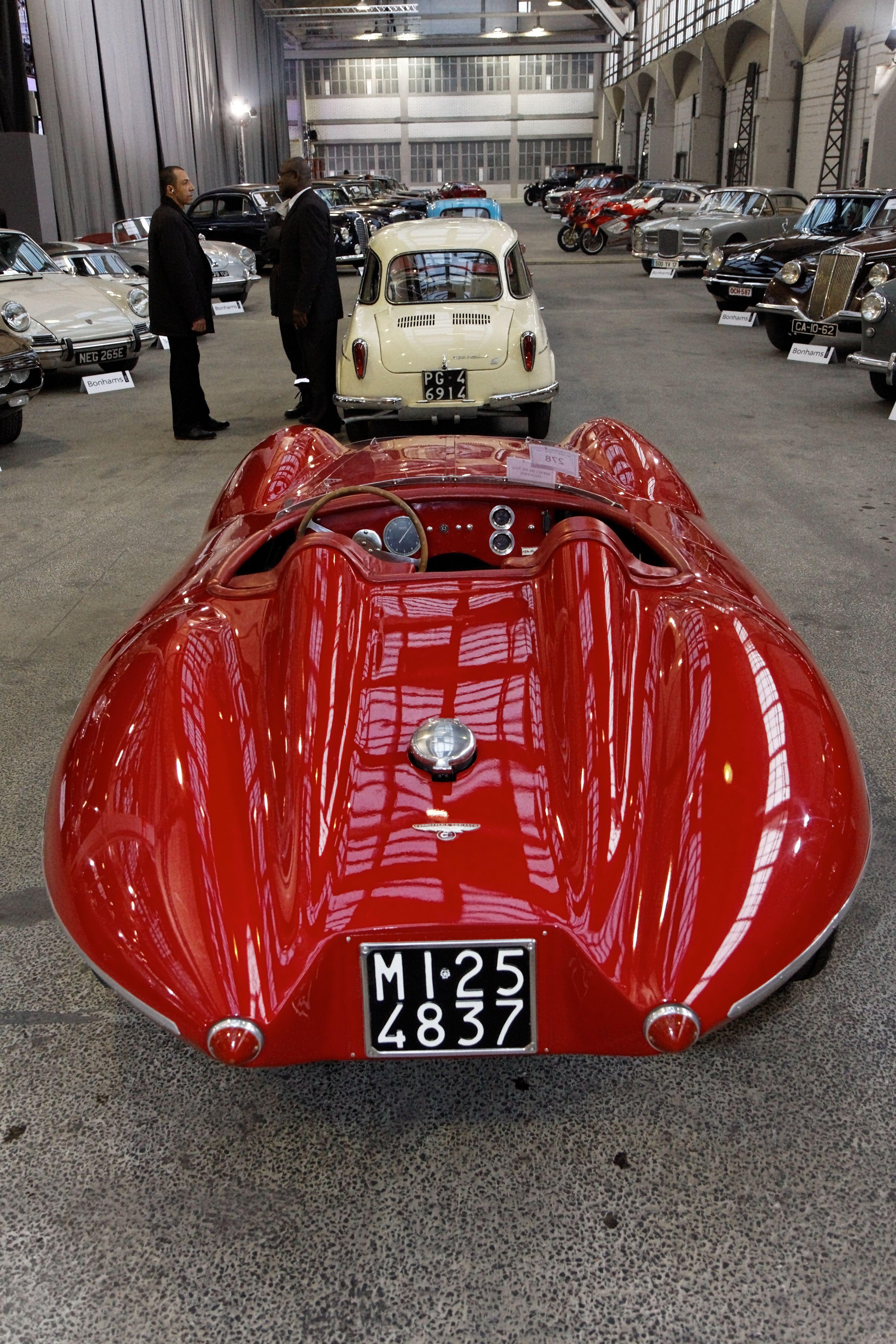 Alfa Romeo Disco Volante Automobiles Pinterest