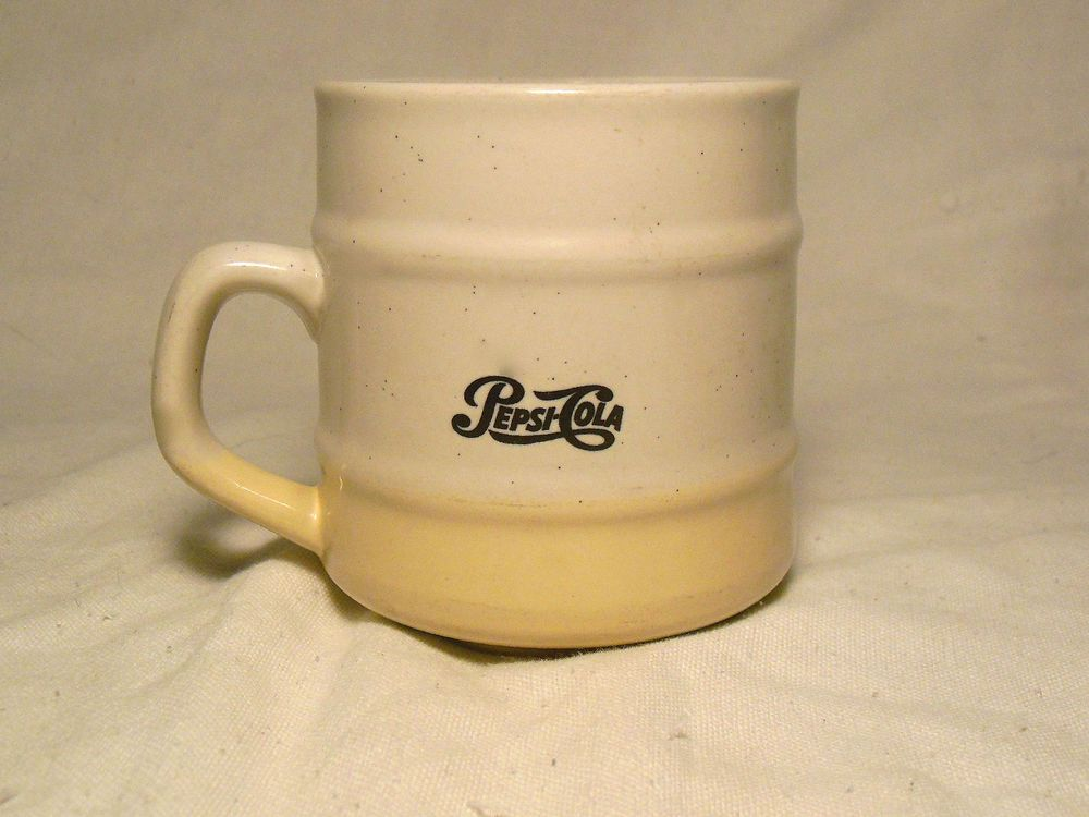 Vintage Pepsi Cola Mug around 1950