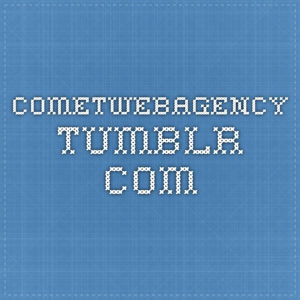 cometwebagency.tumblr.com