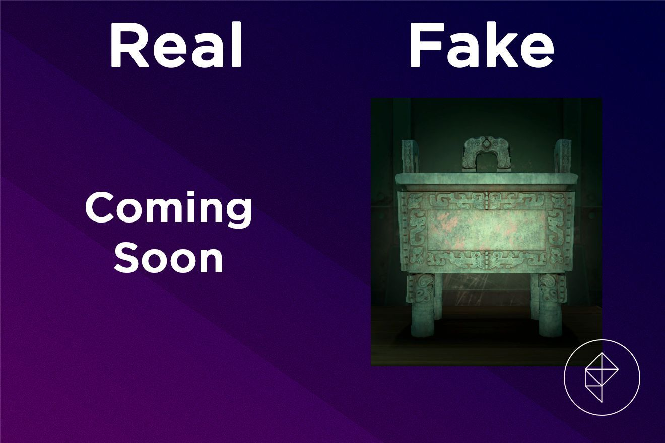 Animal Crossing New Horizons Redd guide Real or fake art